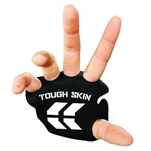 Striker Hand Tools 00113 Starke Handschuhe-Schützt Ihre Haut vor Blasen und Irritationen Vibrationen, Schwarz, Größe L/XL -