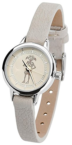 harry-potter-dobby-the-house-elf-wristwatch-beige-stainless-steel