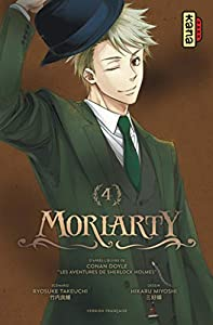 Moriarty the Patriot Edition simple Tome 4