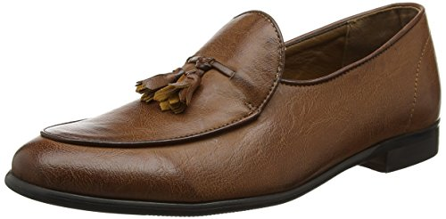 New Look Herren Tassel Slipper Braun (Tan)