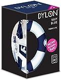 Navy Blue (08) Dylon Machine Dye Die 350g Clothes Fabric Dye (Includes Salt)