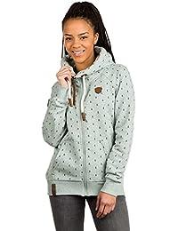 Naketano Female Zipped Jacket Brazzo Ankerdizzel