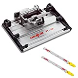 Mafell Schwenkplatte P1-SP für Stichsäge P1cc + Stichsägeblätter CUnex W1 2 Stk.