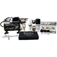 Iwata Z Model Sprint Compressor and Airbrush Kit UK Z-MODEL-SPRINT
