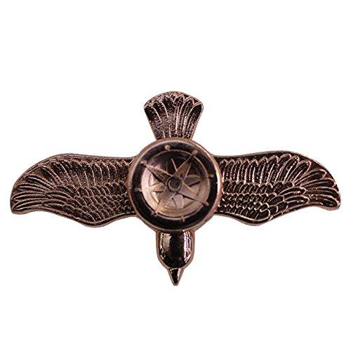 Samidy Fidget Spinner Bauhinia Bird Design