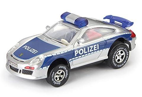 Darda 50341 - Darda Auto Porsche GT3 Polizei blau /