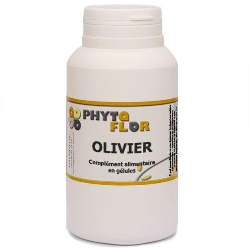 Olivier Feuille Phytaflor 230 mg en gélules. - . : 1 boite de 50 gélules