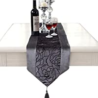 Luxury table runner tapestry for wedding and party