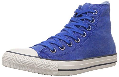 Converse International Unisex Blue Canvas Sneakers – 7 UK 41V4lNxvrTL