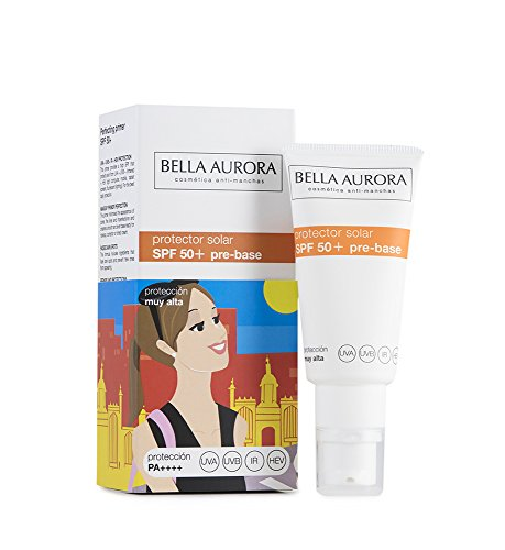 Bella Aurora Crema Facial Protector Solar Pre-Base