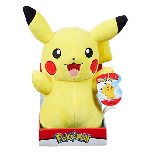 Pokemon 9636830,5cm Pikachu Plüsch, Multi (Riese Pikachu Pokemon Plüsch)