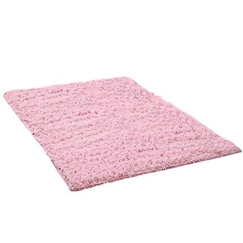 Soft VEVICE alfombra rosa suave