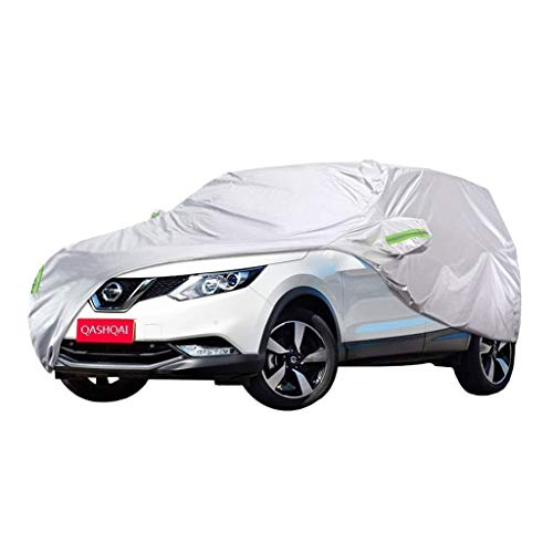 Autoabdeckung Nissan Qashqai Sonder Car Cover SUV Thick Oxford Tuch Sonnenschutz Regenschutz Warm Abdeckung Car Cover (Color : 2015)