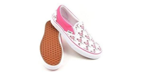 Classic Chaussures Skate Flamant On Rose Slip Vans Pantoufles uK35TFcl1J
