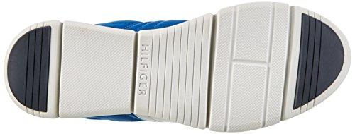 Tommy Hilfiger Herren T2285obias 9c Sneakers Blau (IMPERIAL Blue 407)