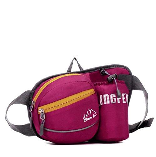 Wmshpeds Cofanetto da giardino borsa messenger bag maschio in nylon impermeabile piccole tasche sport femminili multi-funzionale sacchetto bollitore D