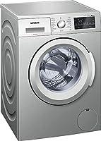 Siemens 9 Kg 1200 RPM Front Load Washing Machine, Silver - WM12T46SGC, 1 Year Warranty