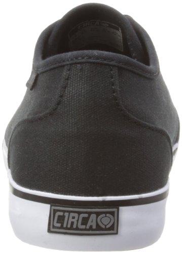 C1RCA DRIFTER CDRF Unisex-Erwachsene Sneaker Schwarz (Black/Dark Gull)