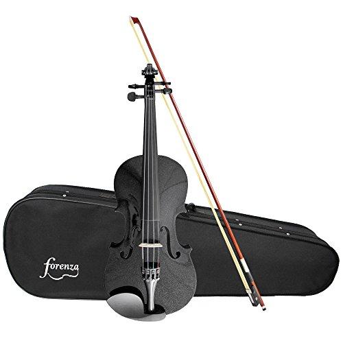 Forenza F1151ABK Violino Serie Uno Misura 4/4, Nero
