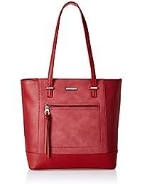 [Sponsored]Lino Perros Women's Handbag (Red)