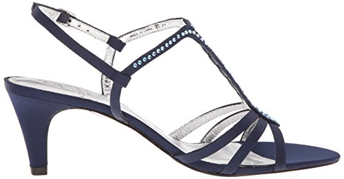 Adrianna Papell Ainsley Textile Sandale Navy