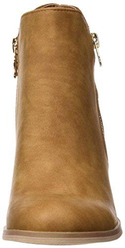 Xti 046567, Bottines femme os (Camel)