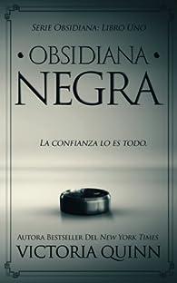 Obsidiana negra: Volume 1 par Victoria Quinn