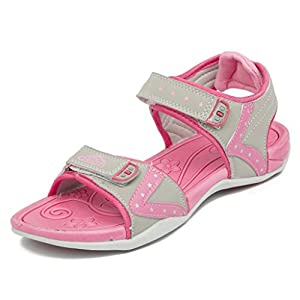 Asian Shoes Ladies AFFAIR 01 Light Grey Pink Sandal