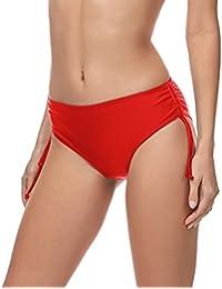 Merry Style Bragas Braguitas de Bikini Parte de Abajo Bikini Trajes de Baño Mujer MSVR2