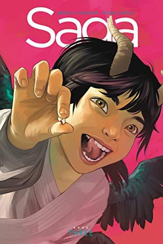 Saga Book Three: Deluxe Edition (English Edition)