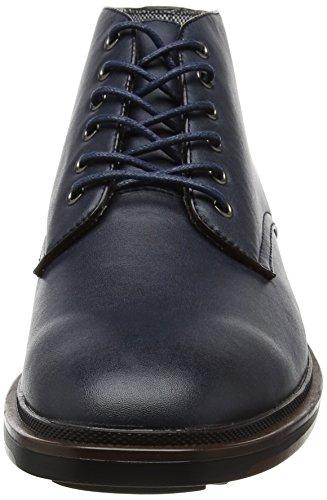 New Look Smart Hiker Boot, Bottes Chukka homme Bleu Marine