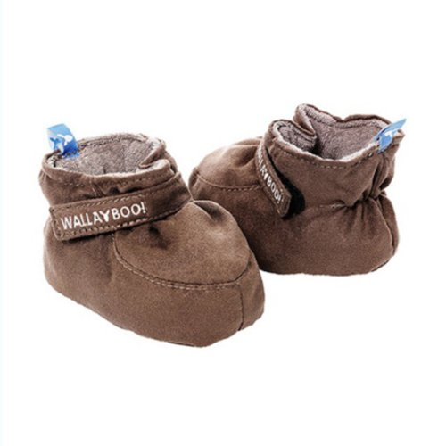 Wallaboo Chaussures - Chocolat - 6-12 mois
