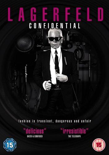 Lagerfeld Confidential [2007] [Edizione: Regno Unito]