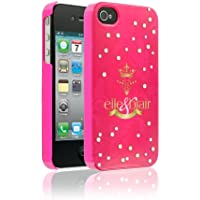 Cellairis Elle & Blair Imperial Collection Case für Apple iPhone 4/4S pink