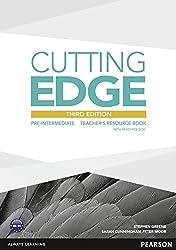 Cutting Edge: Pre-Intermediate Teacher's Book and Teacher's Resource Disk Pack
