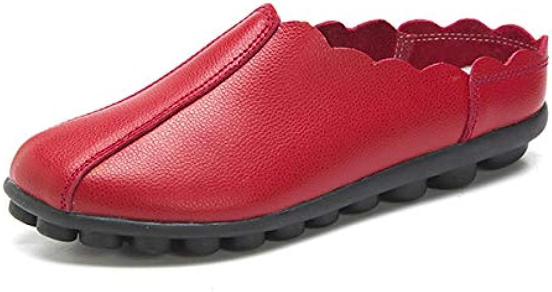 Qiusa Chaussures (coloré : Rouge, Taille Taille Taille : EU 43)B07GWZFK5CParent | Apparence Attrayante  | Les Consommateurs D'abord  | Durable Dans L'utilisation  422f66