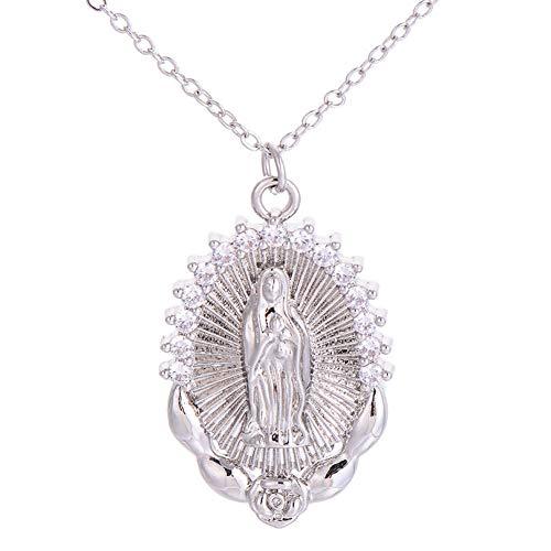 DAOMI Halskette Anhänger Halskette Für Frauen Mädchen Top Qualität Messing Gold Farbe Kubikzircon Trendy Halsketten Colar Schmuck