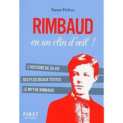 Petit Livre Rimbaud en un clin d'oeil (Le petit livre)