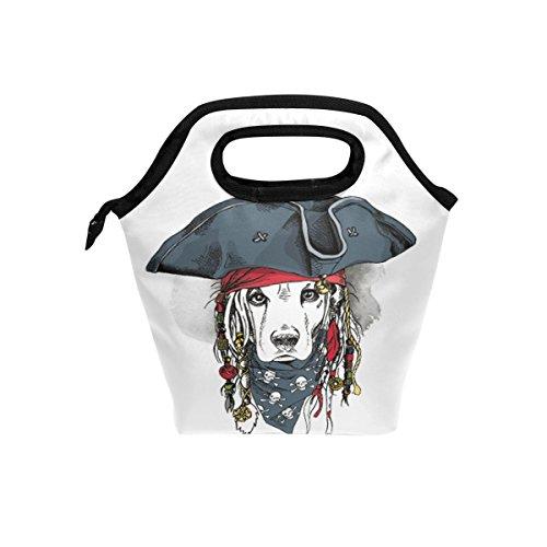 Piraten Hund Hat - hunihuni Cocker Hund Pirat Hat Isolierte