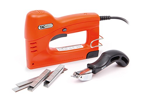 Tacwise 1265 - Grapadora/Clavadora eléctrica 53EL y