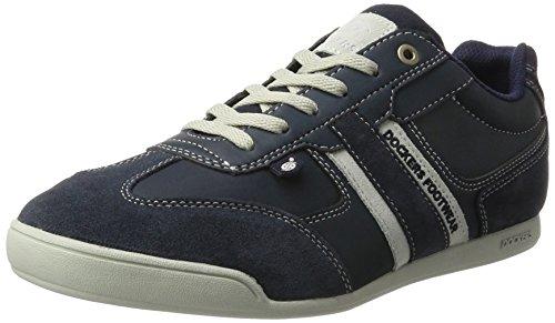 Dockers by Gerli Herren 28pe901-204 Sneaker, Blau (Navy/Weiss), 43 EU