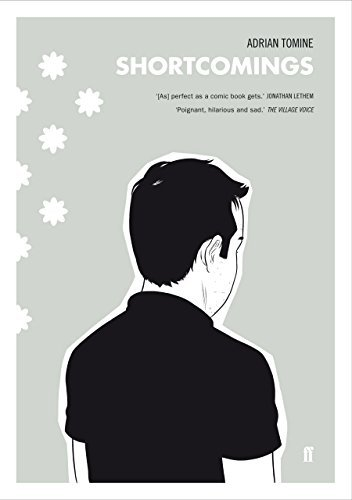 Portada del libro Shortcomings by Adrian Tomine (2012-08-02)