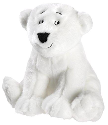 Kleiner Eisbär 635777 sitzend Plüschtier, groß