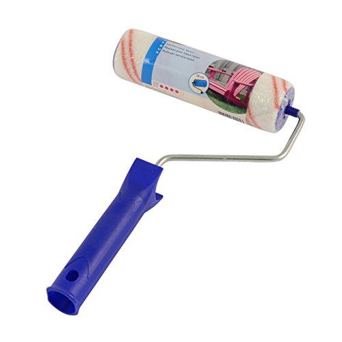 Preisvergleich Produktbild Lackierroller Nylon 18cm für alle Lackierarbeiten