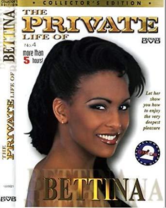 Sex Film The Private Life of Bettina von pornografischen und sexuellen Inhalten, aus dem private Studio, mehrsprachig