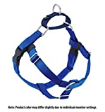 Wiggles Wags Whiskers Hundegeschirr gegen Zerren, XLarge ROYAL BLUE von Wiggles Wags Whiskers