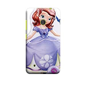 Ebby Premium Printed Back Case Cover With Full protection For Nokia Lumia 530 (Designer Case)