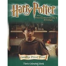 Harry Potter (Movie)- Movie Colouring Book - Goodbye Privet Drive(Pb): Around Hogwarts
