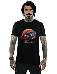 Absolute Cult Kiss Hombre Army Logo Camiseta Sin Mangas