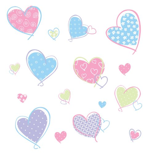 roommates-repositionable-childrens-wall-stickers-hearts